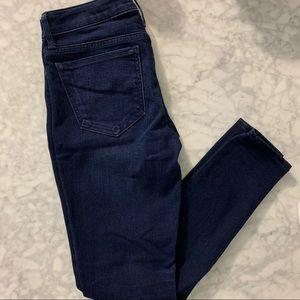 Joie skinny blue jeans